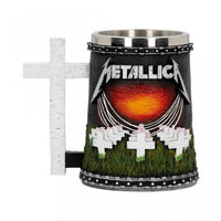 NEMESIS NOW - Metallica - Master of Puppets Tankard - The Alternative Shark (4531546357838)
