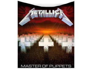 NEMESIS NOW - Metallica - Master of Puppets Throw - The Alternative Shark (4531518668878)