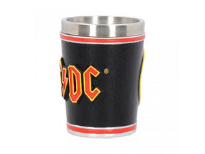 NEMESIS NOW.    AC/DC Shot Glass - The Alternative Shark (4531515916366)