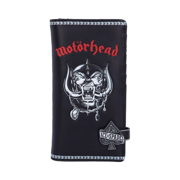 Motorhead Embossed Purse - The Alternative Shark
