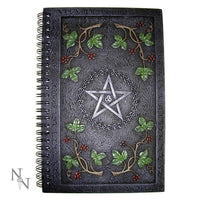 Wiccan Book of Shadows Journal