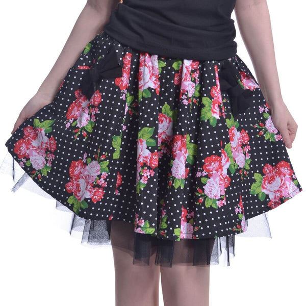 ROCKABella - Laila Skirt - The Alternative Shark (4531551731790)