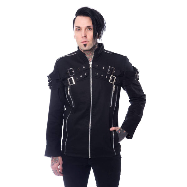 CHEMICAL BLACK - Tonik Jacket (4586651582542)