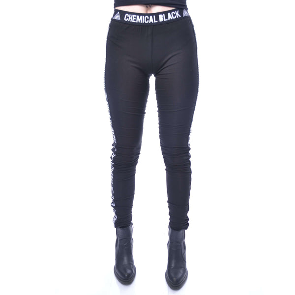 CHEMICAL BLACK - Uma Leggings (4587915149390)