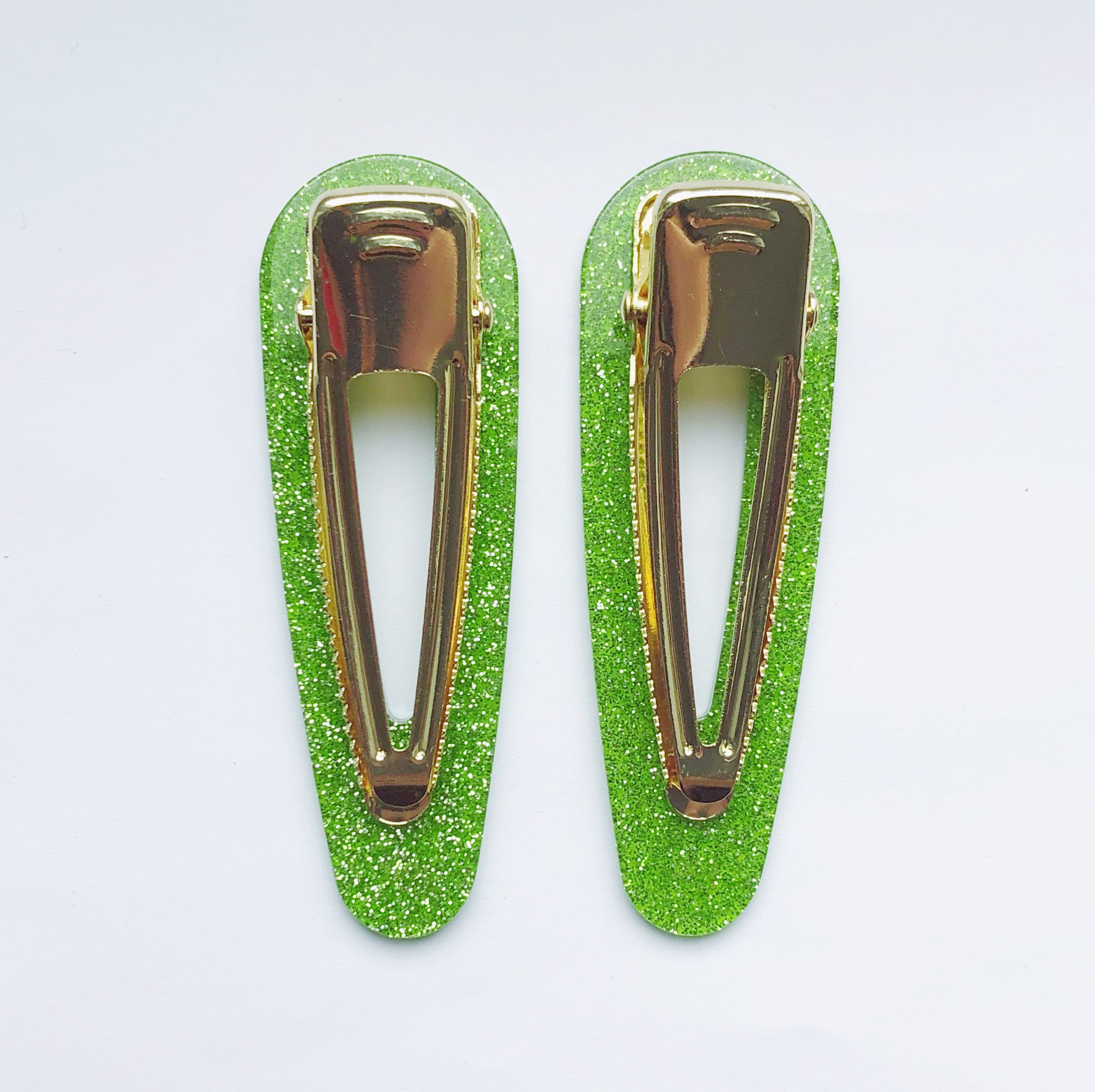 CORA clip in Lime Cordial