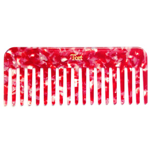 ELVA Comb in Marbled Pomegranate