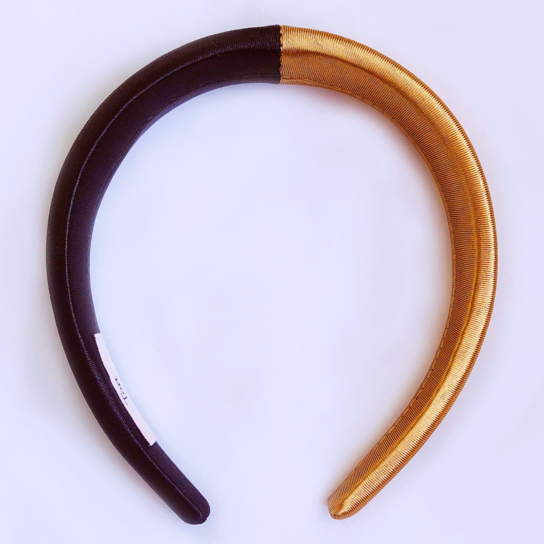 LYLA headband in Golden Ink (LIMITED EDITION)