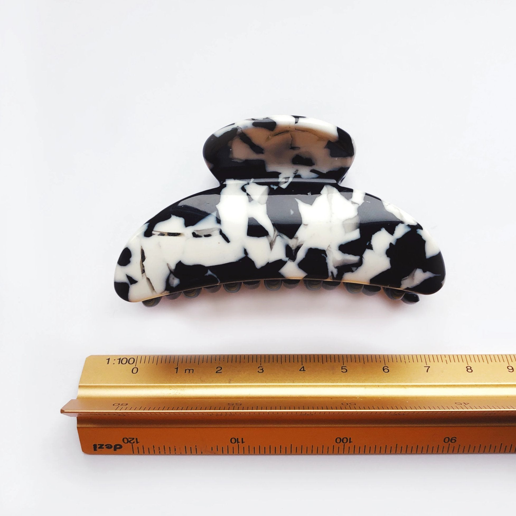 TOTO clip in Faux Cow