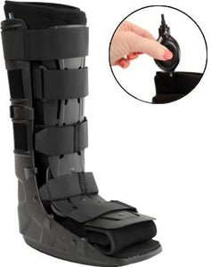Pneumatic Air Walker / Boot - Air Trio Ankle Walker for the Foot and Ankle