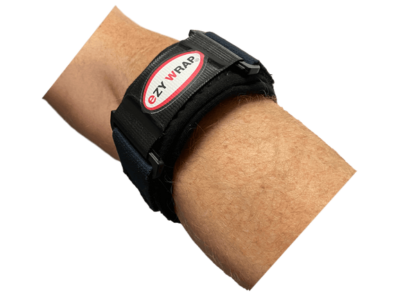 Patella (Knee) and Elbow Tendon Strap - Made in USA