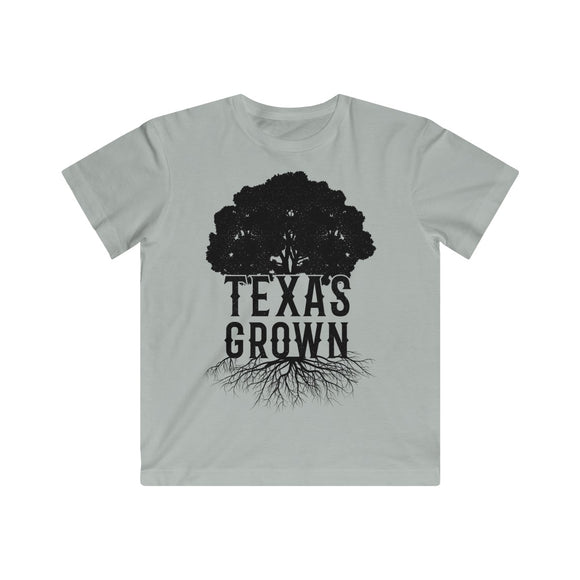 Texas Grown Kids Fine Jersey Tee