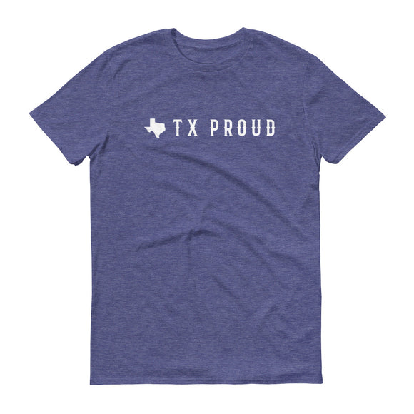 TX Proud Logo Men's Lightweight Fashion Tee