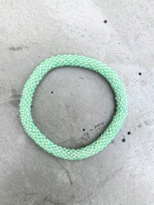 PASTEL LIGHT GREEN BRACELET