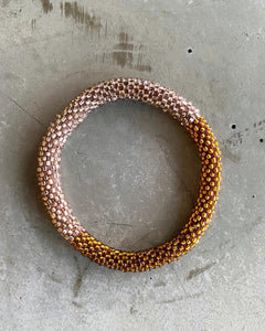 NUDE / BROWN BRACELET
