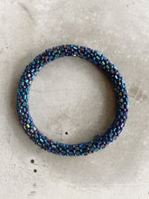 Indlæs billede til gallerivisning MILLION OIL BLUE BRACELET