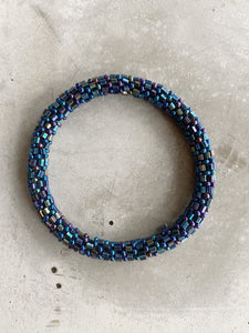 MILLION OIL BLUE BRACELET