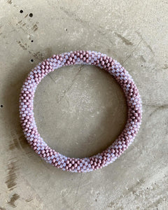 FROZEN PURPLE BRACELET