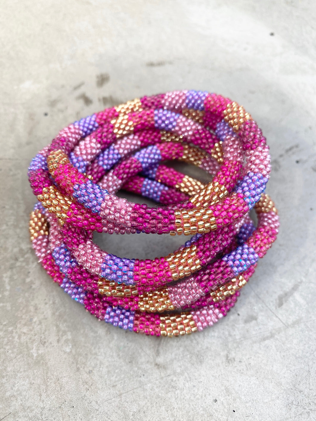 MIXED BERRY BRACELET