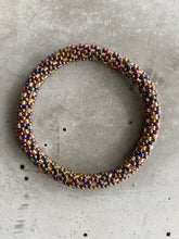 Indlæs billede til gallerivisning MILLION OIL PURPLE BRACELET