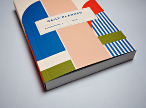 Bookends Daily Planner