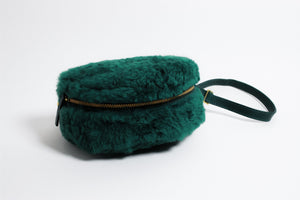 Shearling Bum Bag
