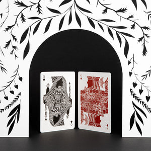 Papercuts Playing Cards