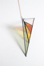 Load image into Gallery viewer, Pink Buckwheat Suncatcher