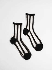 Sheer Socks Lines