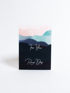 Love Runs Deep Card