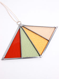 Field Diamond Suncatcher