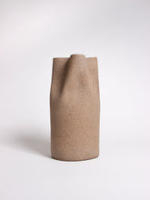 Load image into Gallery viewer, Natural Paper Bag Vase