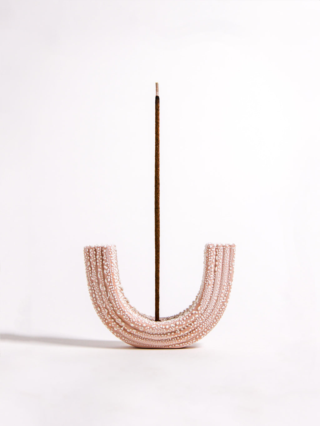 Peach Dew Incense Holder