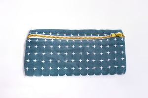 Cross Stitch Pencil Case