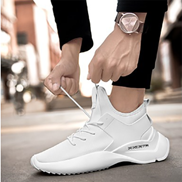 Men's Fashion Trend Hip Hop High-Top Sneakers