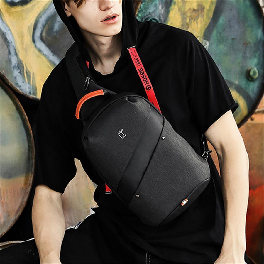 Outdoor leisure sports crossbody bag