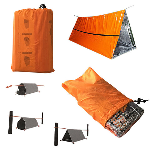 Outdoor Adventure Camping Emergency Tent