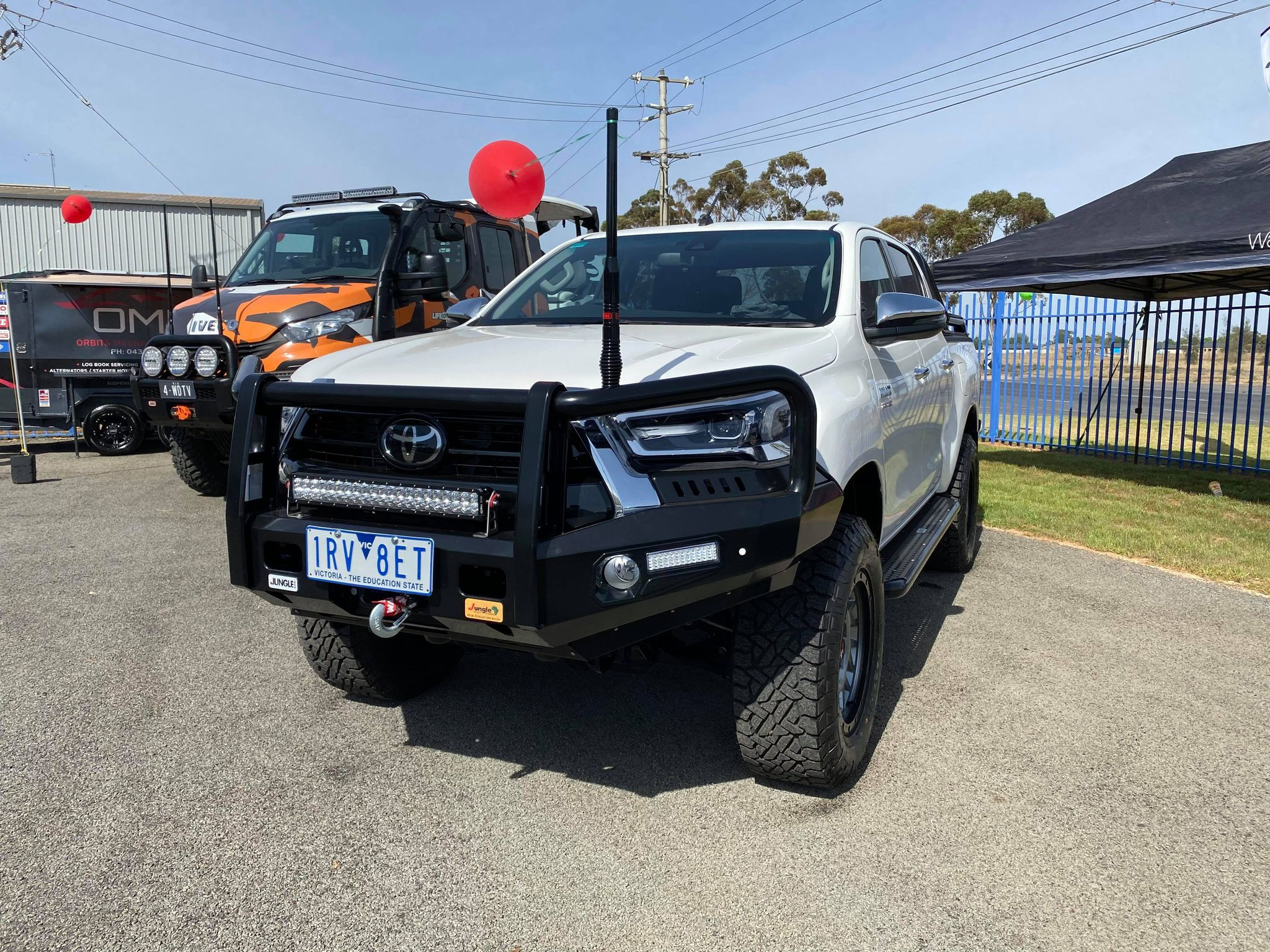 Deluxe Bar Hilux 2020+