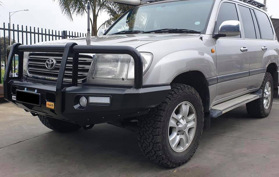 Deluxe Bar Landcruiser 100/105 Series