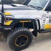 Side Rails Landcruiser 79 Series