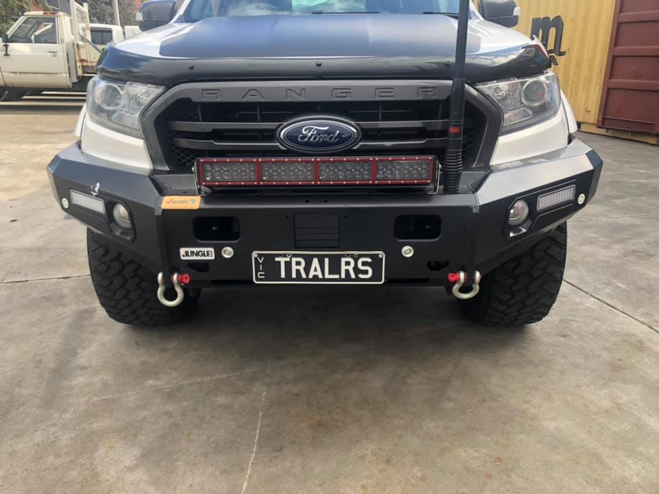 Sports Ford Ranger 2018+ PX3