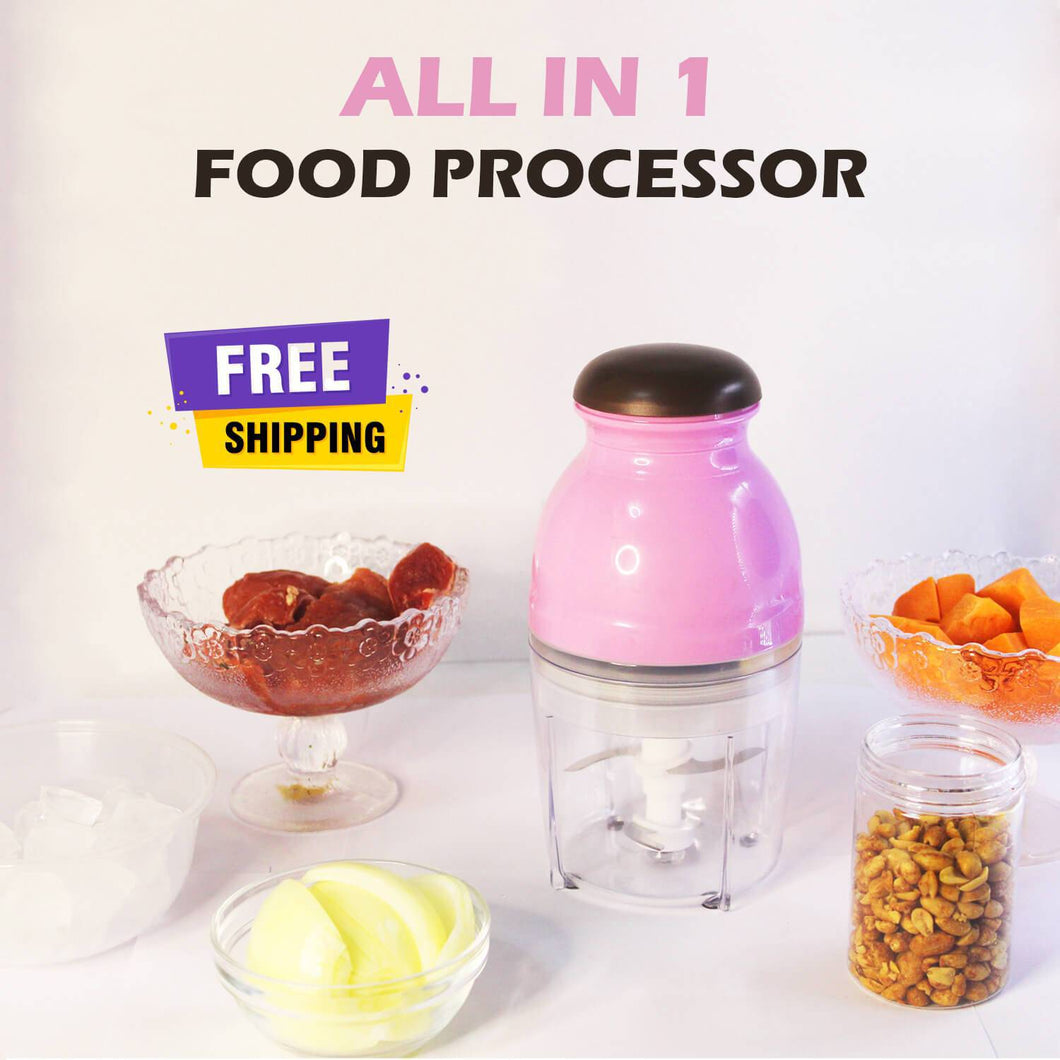 Capsule Cutter Food Processor - Home Shopping Philippines