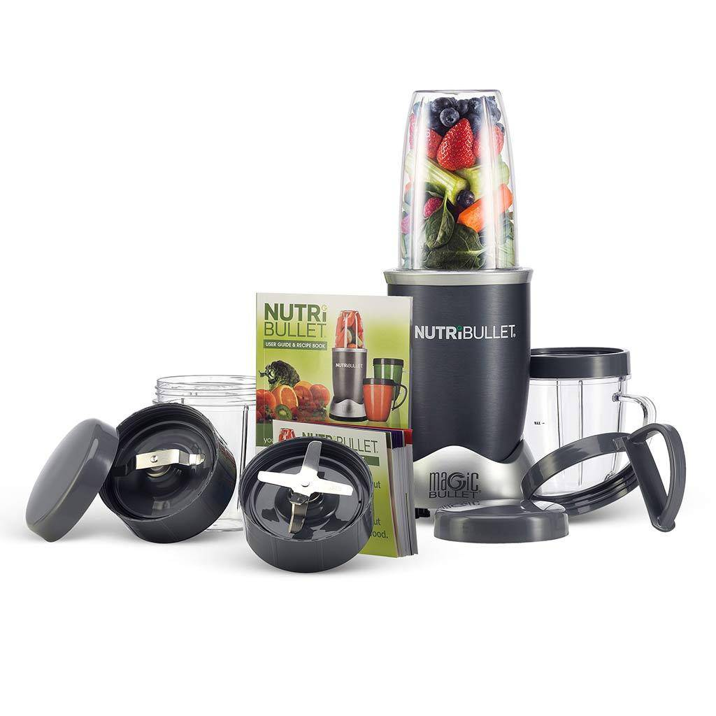 Nutri Bullet Nutrient Extractor High Speed Blender 600w - Home Shopping Philippines