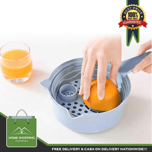 11 in 1 Multi-functional Vegetable Cutter - Home Shopping Philippines