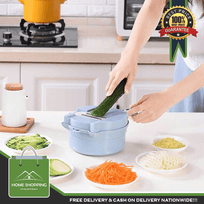 Load image into Gallery viewer, 11 in 1 Multi-functional Vegetable Cutter - Home Shopping Philippines