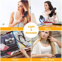 Load image into Gallery viewer, 2 in 1 Hair Brush Blower & Volumizer with Ear Cap (FREE) - Home Shopping Philippines