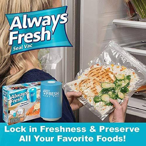 Always Fresh Seal Vac - Vacuum Sealer - Home Shopping Philippines