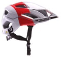 EVO AM TRES HELMET W/MIPS WHITE/RED