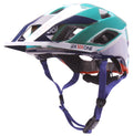 EVO AM  HELMET W/MIPS ORANGE BLUE