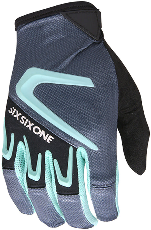 RAGE BEST CYCLING GLOVES GRAY