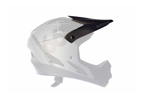 COMP HELMET RENTAL VISOR BLACK OS